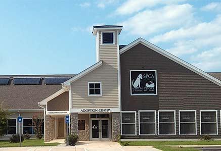 SPCA Albrecht Center